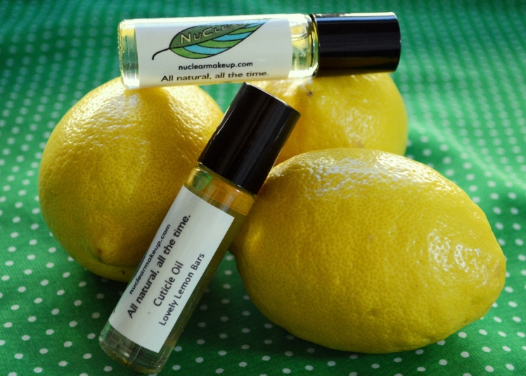 Lovely Lemon Bars Cuticle Oil - $15 (Free Shipping!)